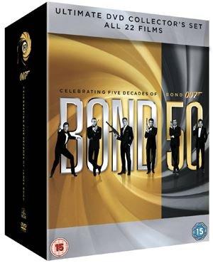 James Bond: Bond 50 (DVD) £29.99 Delivered @ Xtra Vision