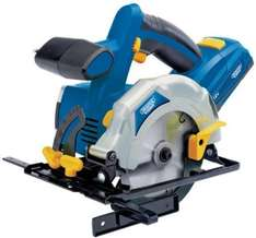 Draper Expert Cordless Circular Saw Li-Ion Battery Save £184 now £67.15 @ Amazon and sold by First Choice Hardware