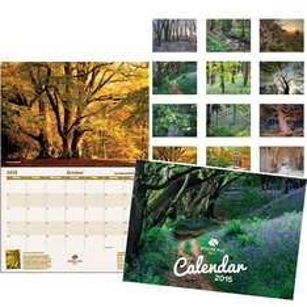 2015 Woodland Trust Calendar £6.99 @ Woodland Trust