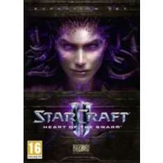 Starcraft II - Heart Of The Swarm (PC) ,£5 delivered from tesco direct