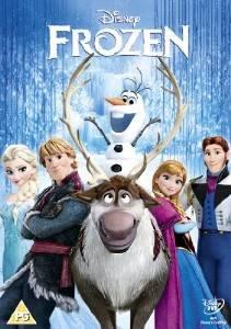 frozen dvd £7 @ Morrisons