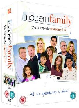 Modern Family - Seasons 1-5 DVD £29.99 on Zavvi