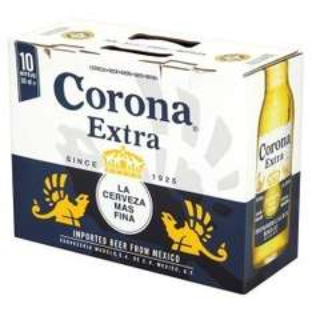 Corona Lager 10 x 330ml £8.00 @ Asda