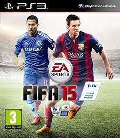 Fifa 15 (PS3) £27.95 Delivered @ Amazon