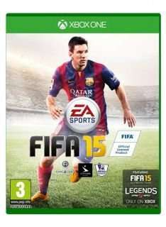 FIFA 15 Full Game Download Xbox One £26.99 @ Simplycdkeys.co.uk