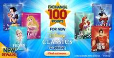 Disney Classics O-Ring's now available on Disney Movie Rewards for 100 Points (DVD/Blu-Ray)