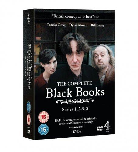 Black Books - Series 1-3 [DVD] Amazon £6.90  (free delivery £10 spend/prime)