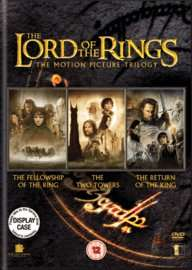 Lord of the Rings - (Theatrical Edition Slim Box Set) (DVD) £2 Delivered @ Game