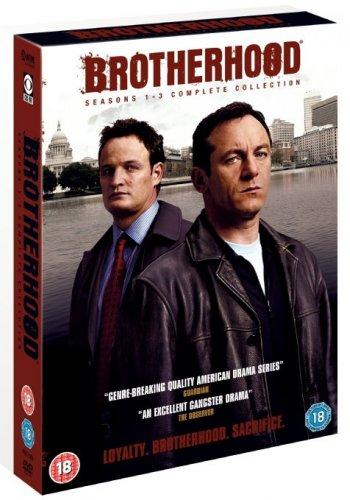 Brotherhood Seasons 1-3 Complete DVD £10 @ Amazon UK