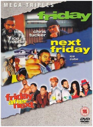 Friday Triple DVD Box Set £4.03 @ Estocks Ebay