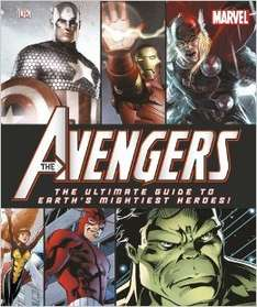 The Avengers: The Ultimate Guide to Earth's Mightiest Heroes! £3 Instore at Tesco