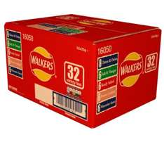 Walkers Variety 32 pack £3 @ Tesco hodge hill. (National)