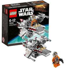 Lego Star Wars Microfighters £9 each or 2 for £15 ( = £7.50 each )at Tesco