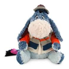 Disney Store Eeyore & Pooh cuddly toys £10 from £30 (discounts at checkout)
