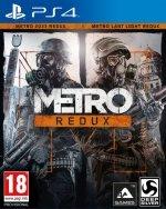 Metro Redux £14.97 NEW ps4/xbox one @ gamestop