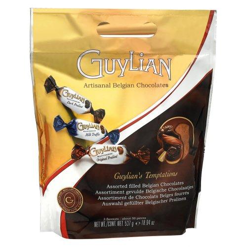 £5 guylian Temptations Sharing Bag  537g @ wilko