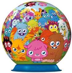 Ravensburger Moshi Monsters 3D Puzzle - £2.97 @ Amazon (add on item)