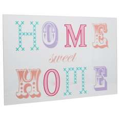 home sweet home mirroor £3.75 at asda direct