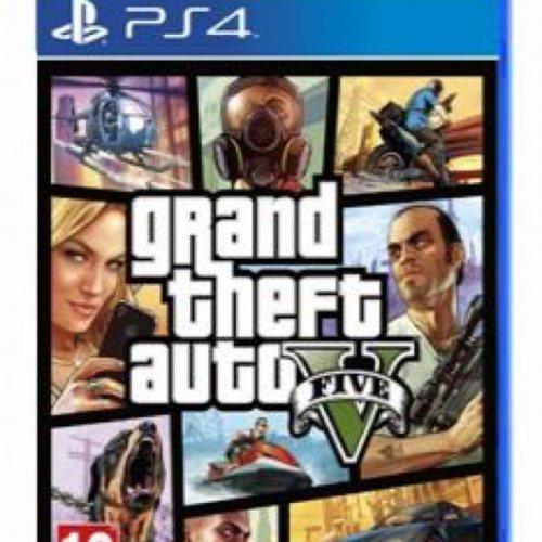 GTA V PS4 £39.85 @ Simply Games