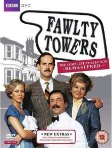 Fawlty Towers Complete DVD £8.99 @ Zavvi