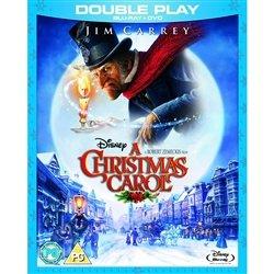 A Christmas Carol (Blu ray + DVD) £3.70 Delivered @ VideoGameBox (50p Reward Points)