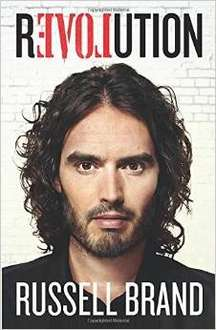 Revolution Hardcover - Russel Brand - £6.99 @ Amazon.co.uk - Free Delivery with Prime/£10 spend