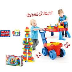 Mega Bloks First Builders Super Set @ Argos £37.99 from £99.99