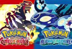 Trade in Pokemon Alpha Sapphire/Omega Ruby 3DS £29 cash/£32 voucher @ Cex
