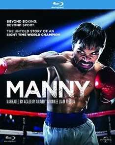 """Manny"" blu-ray £8.00 @ Amazon (free delivery £10 spend/prime)"