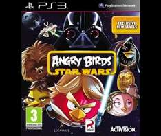 Angry Birds Star Wars PS3 £4 @ Tesco Direct. (with e-coupon TD-FRTW)
