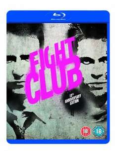 Fight Club on Blu-ray. £5.90 from Amazon  (free delivery £10 spend/prime)