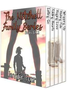 Superb Family Saga Complete Collection Box Sets  [Kindle Edition]  - Total Of  10 Books   - The Mitchell Family Series by Jennifer Foor  - Download  Free @ Amazon