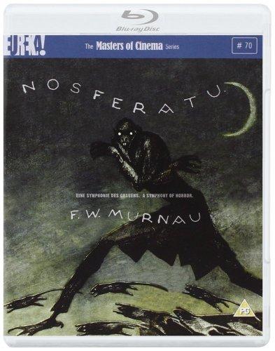 Nosferatu blu ray + dvd £7.83  (Free Del £10 spend / Prime) @ Amazon