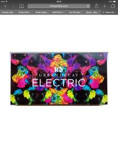 Urban Decay Smoked Palette & Urban Decay Electric Pressed Pigment Palette at Debenhams from £24.12!!