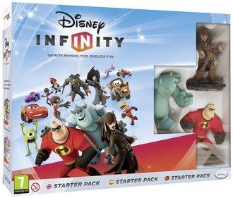 Disney Infinity Nintendo 3DS at Rakuten via TGC  for £9.95 delivered! (Nordic Version) Full English game