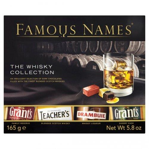 BOGOF - Elizabeth Shaw Famous Names Whisky Liqueurs £6.00 @ Tesco