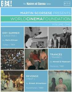 Martin Scorsese Presents: World Cinema Foundation: Volume One - Masters of Cinema - Blu-ray - £27.23 @ Amazon - Free Delivery with Prime