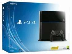 Ps 4 with 5 games! Drive club,far cry 4, watch dogs,last of us,destiny for £399 @ Game