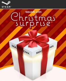 The Square Enix Christmas Surprise (Do you feel lucky?) £4.99 @ Square Enix