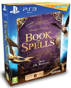 Wonderbook: Book of Spells PS3 - pre owned £2.99 @ Game