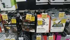 various griffin ipod ipad cables RTC massively reduced at tesco was £29 now £3.38 @ Tesco instore