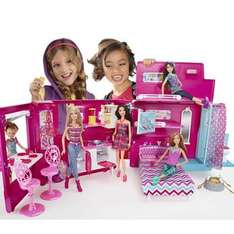 Barbie Glam Camper Van £42.49 (plus free bag worth 14.99) @ Toys R Us with free delivery