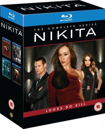 Nikita Season 1-4 (Complete series) on Blu-Ray £29.99 (£25.49 with code) @ The Hut / Zavvi