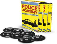 Police Academy 1-7 - The Complete Collection [Blu-ray] £13.40 @ Amazon
