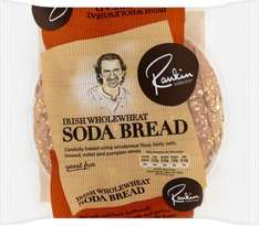 Rankin Irish Wholewheat Brown Soda Bread (400g) was £1.25 now 62p @ Morrisons (Larger Stores ONLY)