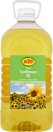 KTC Pure Sunflower or Vegetable Oil (5L) was £6.49 now £4.00 @ Morrisons