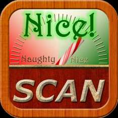 Santa's Naughty or Nice Scan-O-Matic Remote free @  amazon app store.  (£0.79 on Play store)