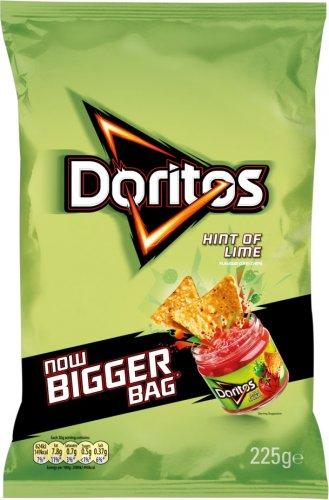 Doritos (Large Bag) (225g) was £2.28 now £1.00 @ Asda