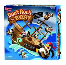 don't rock the boat board game £8.12 amazon  (free delivery £10 spend/prime)