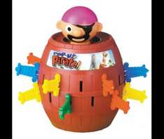Tomy Pop Up Pirate  £8.50 @ Tesco Direct ( free click and collect )